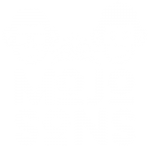 logo mojosons in white